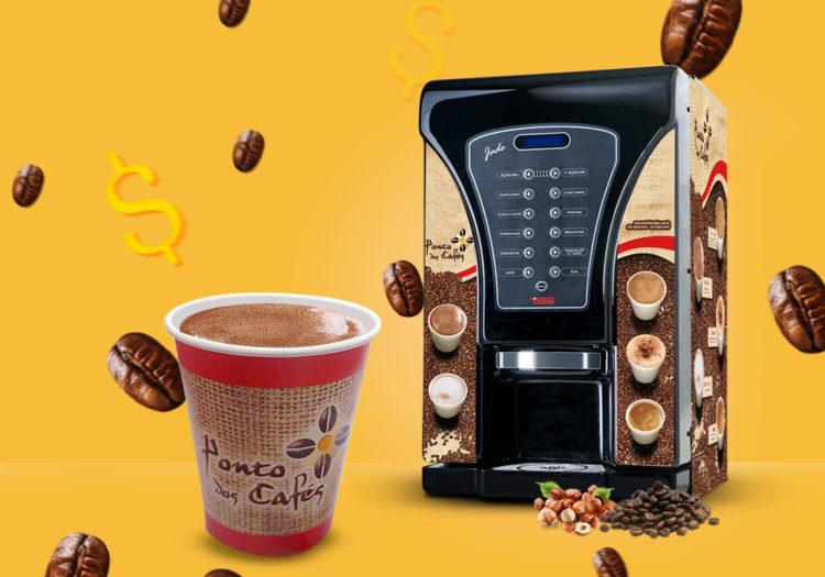 Máquina de Café Expresso Automática