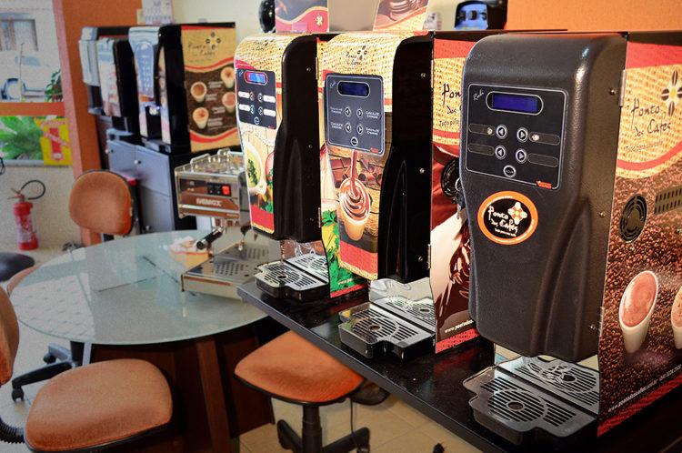 veja onde comprar máquina de café expresso